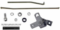 1969 Camaro Interlock Lock Out Linkage Kit  All 302 350 With Muncie Transmission