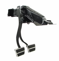 67 68  Camaro & Firebird Brake Pedal Support w/Clutch & Brake Pedals & Drum