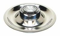 """67 68 Camaro Chevelle Nova Impala Rally Wheel Center Cap """"Disc Brakes"""" Each"""
