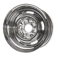 1967-74 Camaro Chevelle Corvette  15x7 Chrome Rally Wheel Rim OE Quality USA!