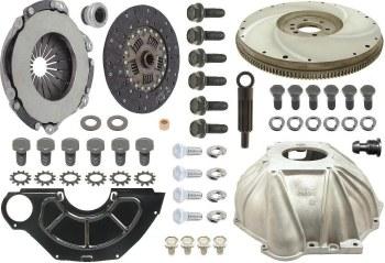 "1969 Camaro 4-Speed Conversion Kit SB & Muncie 11"" Clutch & GM Hurst Shifter"