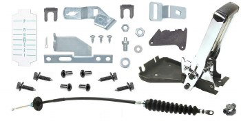 68 69 Camaro Automatic Shifter Cable Kit w/TH-700/200 Automatic Overdrive Trans