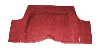 Trunk Mats, Carpeted