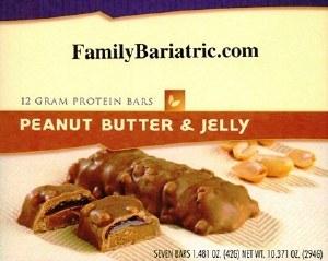 BAR Peanut Butter & Jelly HW