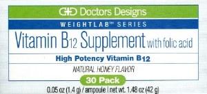 Doctors Designs Vitamin B12
