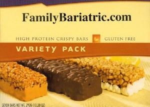 BAR Crispy 15 Variety Pack
