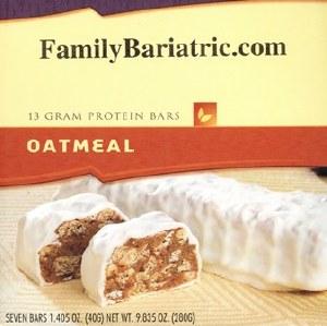 BAR Oatmeal