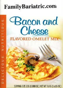 HW Bacon & Cheese Omelet