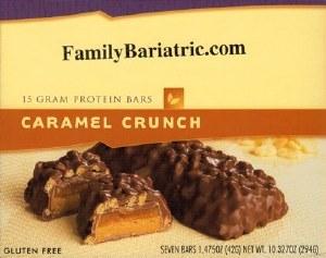 BAR Caramel Crunch