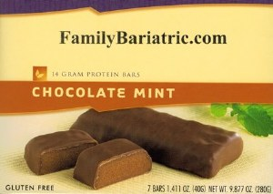 BAR Chocolate Mint HW