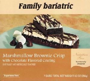 Bar Marshmallow Brownie Crsp