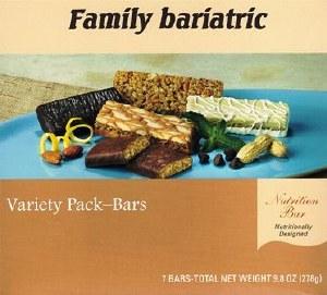 Bar Variety Pack 10 Gram