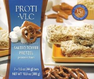Proti VLC Salted Toffee Pret.