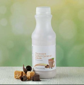 Bottle Choc Salted Caramel