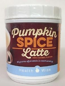 HW 28 Serv Jar Pumpkin Spice