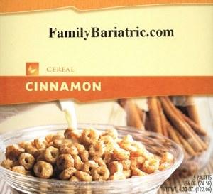 HW Cereal Cinnamon Vanilla
