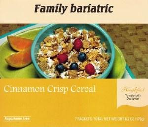 Cereal Cinnamon Crisp Brkfast