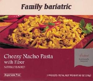 Pasta Cheesy Nacho AF