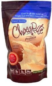 ChocoRite French Vanilla Shake
