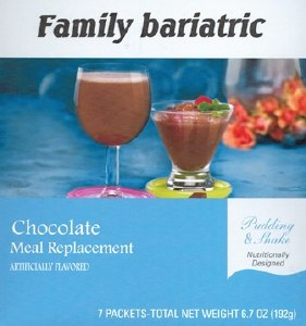 Chocolate Pudding Shake Mix