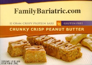 BAR Chunky Crisp Peanut Butter