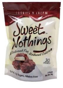 Sweet Nothings Cookies N Cream