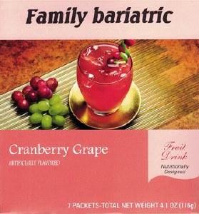 Fruit Drink Cranberry Grape
