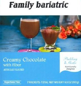 Creamy Choc. Aspartame Free