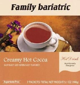 Hot Cocoa Creamy Aspartame F.