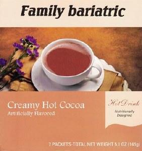 Hot Cocoa Creamy Mix