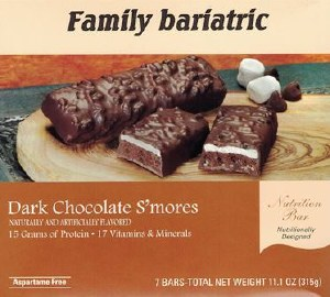 Bar Dark Chocolate S'mores