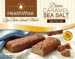 Divine Caramel Sea Salt Bar