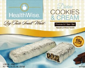 Divine Cookies & Cream Bar