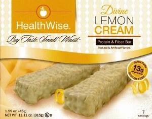 Divine Lemon Cream