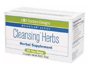 Doctors Designs Cleansing Herb
