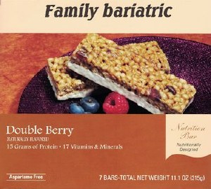 Bar Nutrition Double Berry