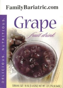 Fruit Drink Grape HW AF