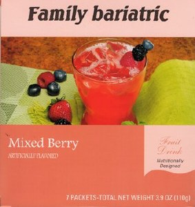 Fruit Drink Mixed Berry