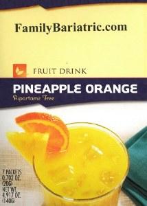 Fruit Dnk Pineapple Orange HW