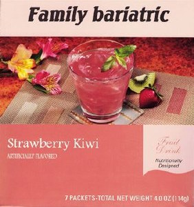 Fruit Drink Strawberry Kiwi