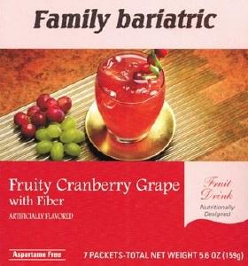 Fruity Cranberry Grape AF