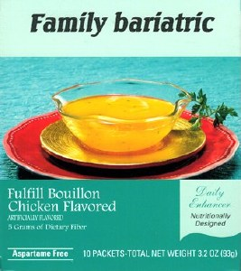 Fulfill Bouillon Ckn. Flavored