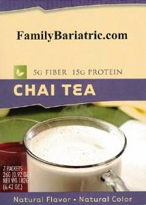 HW Tea Chai