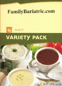 Soup Variety Pack HW