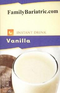 HW Vanilla Drink