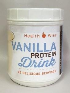 HW 28 Serv Jar Vanilla Drink