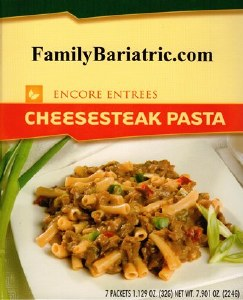 Pasta Cheese Steak HW