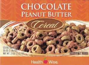 HW Cereal Choc Peanut Butter