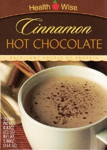 Hot Chocolate Cinnamon HW