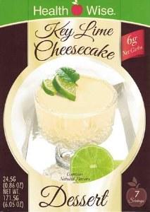 HW Key Lime Cheesecake
